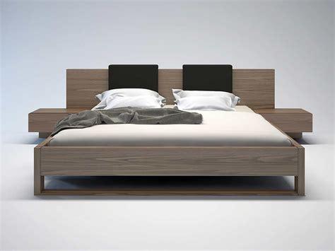 king headboards platform bed by modloft contemporary bedroom