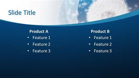 Free Dandelion PowerPoint Template - Free PowerPoint Templates