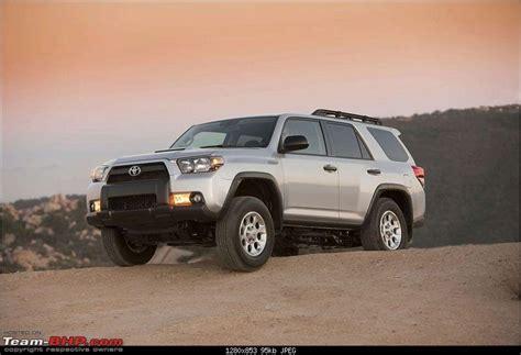 how make cars 2012 toyota 4runner spare parts catalogs next gen 2010 toyota 4runner true blue suv team bhp