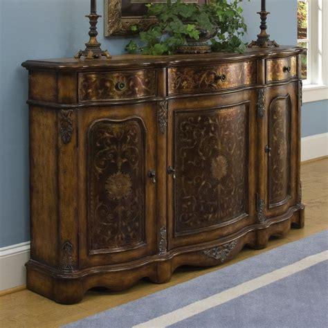 Pulaski Furniture 625222 Credenza Entry Table, Crete