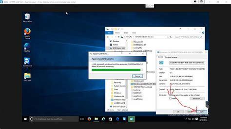 Can't Delete Windows.old Folder Or Subfolders. Solved