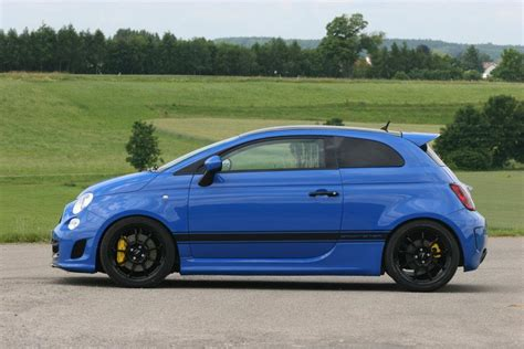 Fiat 500c Modification by Fiat 500 Sportster By G Tech Carz Tuning