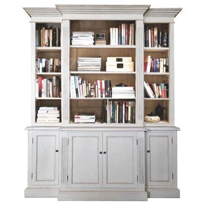 Hamptons Buffet And Hutch Furniture Bookcase Cabinet
