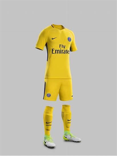 Paris Germain Saint Nike Kit Away Kits
