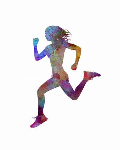 Running Silhouette Runner Woman Jogging Jogger Pablo
