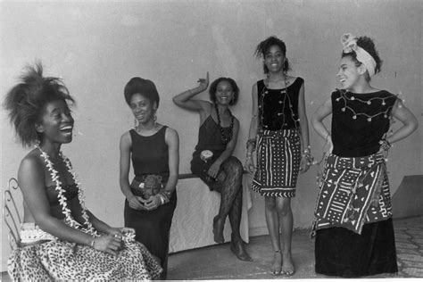 radical black artists stood  white feminism