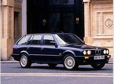 BMW 3 Series Touring E30 specs 1988, 1989, 1990, 1991