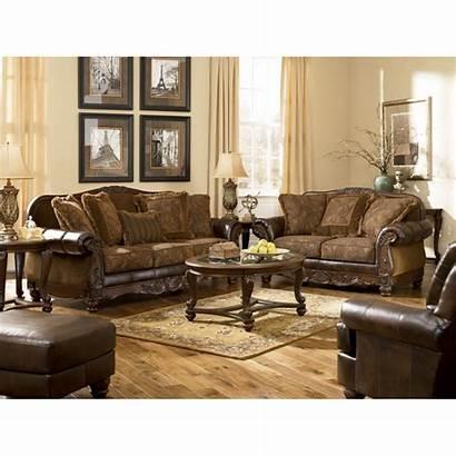 Ashley Furniture Living Sets Sofa Fresco Durablend