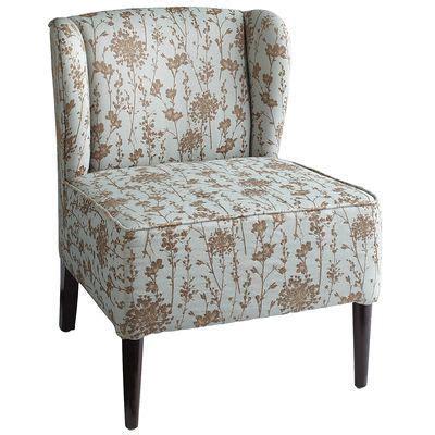 chair blue pier 1 new boudoir