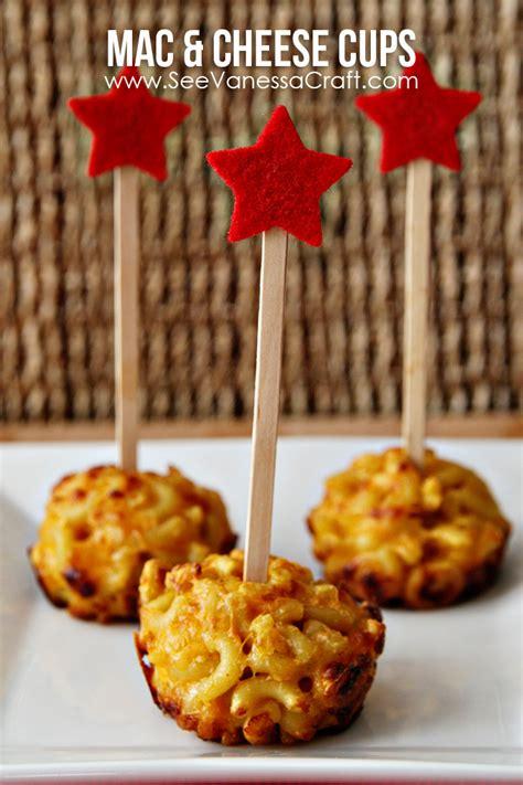 recipe homemade mac  cheese cups  vanessa craft