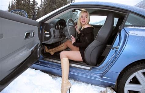 Book Of Women In Short Skirts Driving Cars In India By