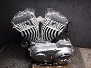 03 Harley Sportster Xl 883 Xl883 Engine Motor 44a