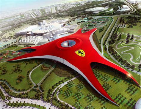 Ferrari World Abu Dhabi  Life In Pictures