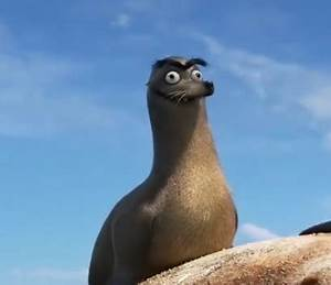 21 Of The Best Gerald The Sea Lion Memes From Finding Dory ...