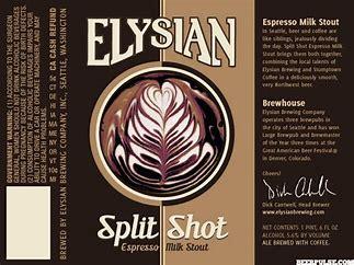Image result for elysian split shot