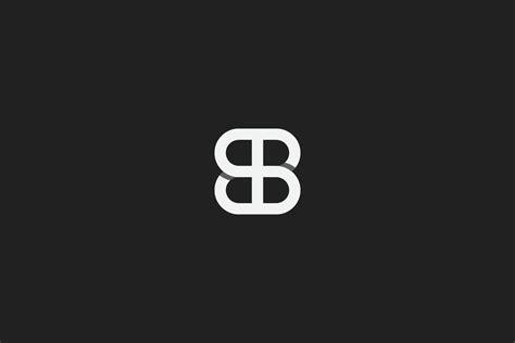 bsb monogram logo logo templates creative market