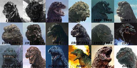 Godzilla 1954-2016 By Japanesegodzilla1954 On Deviantart