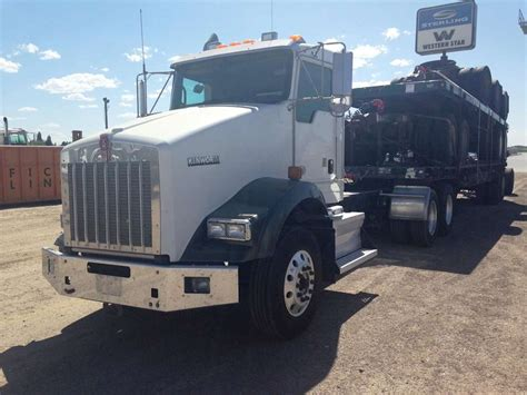 2011 kenworth trucks for sale 2011 kenworth t800 day cab truck for sale 789 711 miles
