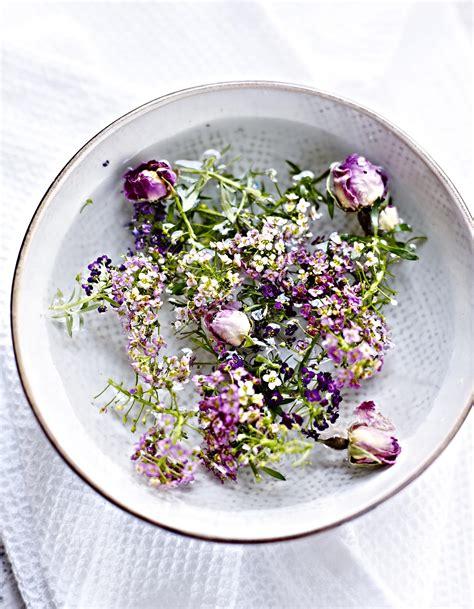vinaigre de fleur de ciboulette pour 2 personnes recettes 224 table
