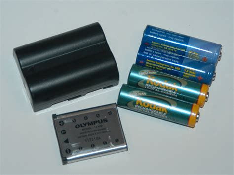 The Different Types Of Batteries For Your Digital Camera