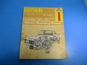 1976 Haynes Owners Workshop Manual For 1973