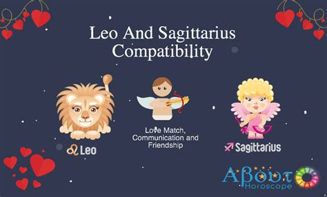 leo  sagittarius compatibility love friendship