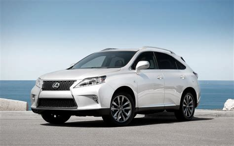 2013 Lexus Rx by 2013 Lexus Rx 350 Information And Photos Zombiedrive