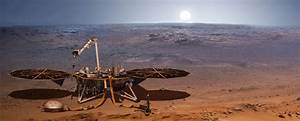 InSight | ETH Zurich on Mars