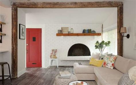 white decorating ideas brighten   cottage renovation