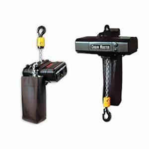 Palan A Chaine 500 Kg : palans electriques location ees ~ Melissatoandfro.com Idées de Décoration