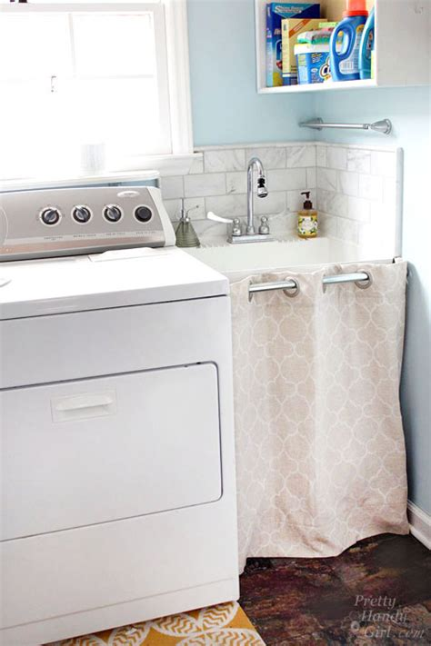 Best Sink Material For Laundry Room by Storage A Laundry Room Sink Pretty Handy