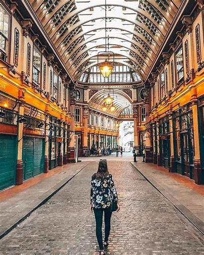 Market Leadenhall London History Wizards Muggles Magical