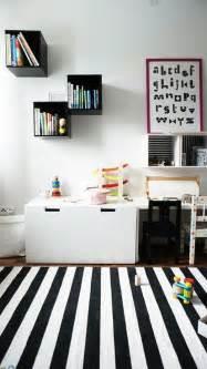 kinderzimmer schwarz weiß kinderzimmergestaltung ideen für unvergessliche kinderzimmer designs