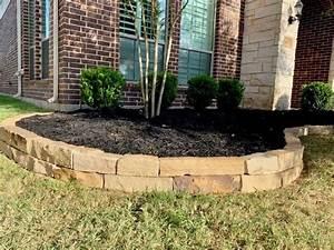 Chopped, Stone, Sandstone, Natural, -, Houston