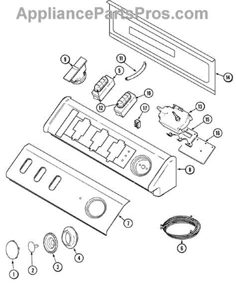 parts  maytag mavaww control panel parts appliancepartsproscom