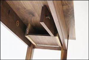 Secret Compartment with Door Under Table StashVault