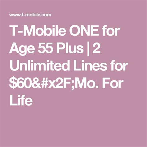 mobile   age    unlimited lines