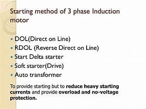 Ac Motor Induction Motor
