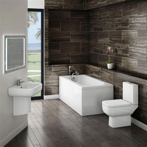 Modern Small Bathroom Pictures by Small Modern Bathroom Suite At Plumbing Uk