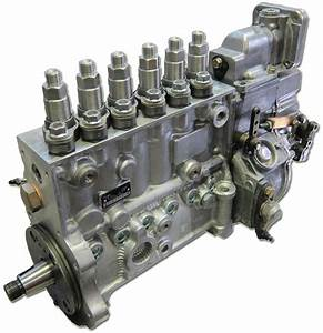 Industrial Injection P7100 Fuel Injection Pump For 1994