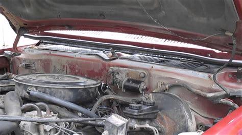 windshield wiper motor linkage bushing replacement dodge