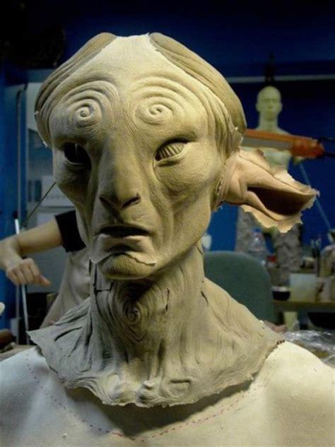pans labyrinth faun brought  life    studio