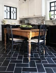 black and white tile kitchen ideas black and white tiles kitchen 2017 grasscloth wallpaper