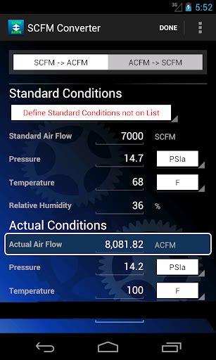 Scfm Converter For Android