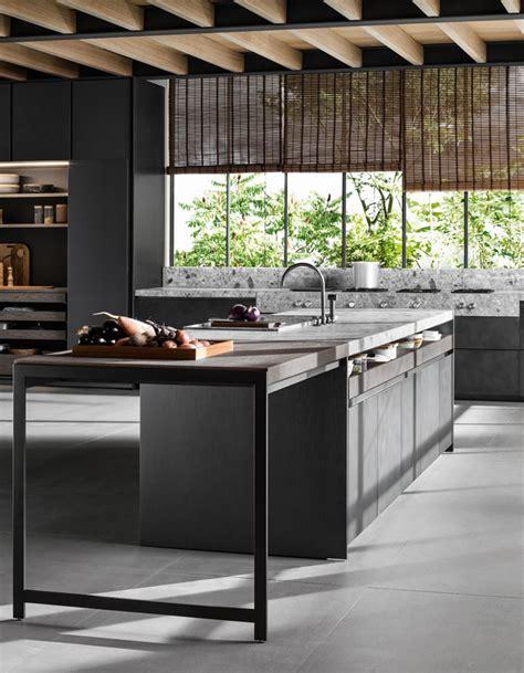 ouvrir la cuisine sur le salon notre sélection de cuisines de rêve décoration