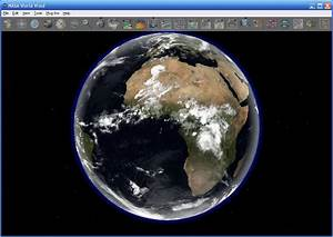 Free Softwarte For Every One: NASA World Wind