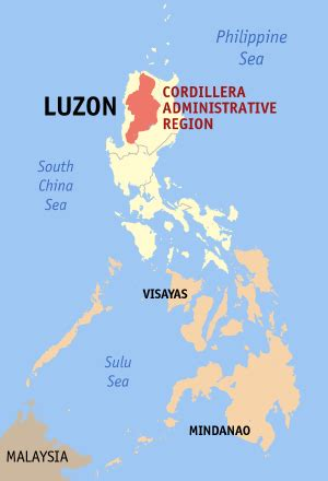 cordillera administrative region northern philippines