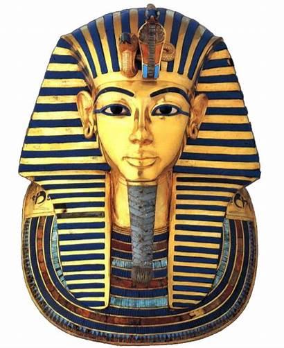 King Pharaoh Mask Tuts Gold Akhnaton Dawning