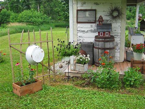 Primitive Passion Decorating Garden Shed Expansion