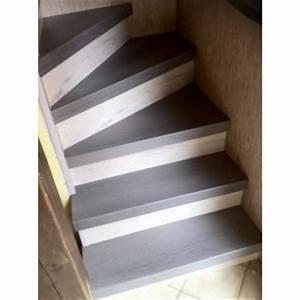 Recouvrir Escalier Béton : escalier r nover b ton 1 4 tournant 01500 amberieu en bugey ~ Premium-room.com Idées de Décoration